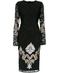 Olympiah - Lace Lua Midi Dress - Lyst
