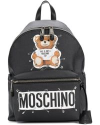 Moschino - Toy Bear Backpack - Lyst