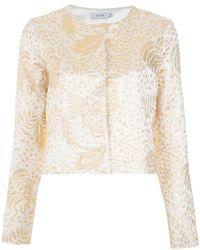 Isolda - Printed Jacket - Lyst