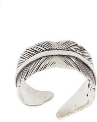 Gas Bijoux - Penna Feather Ring - Lyst