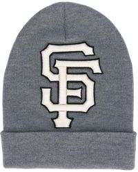Gucci - Sf Giants Patch Beanie - Lyst