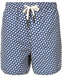 The Upside - Patterned Shorts - Lyst