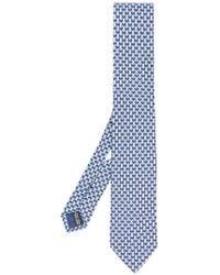 Ferragamo | Football Bunny Printed Tie | Lyst