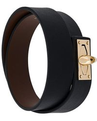 Givenchy - Classic Buckled Bracelet - Lyst
