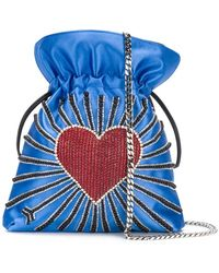 Les Petits Joueurs - Trilly Heart Cupid Bag - Lyst