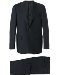 Canali | Slim Single Breasted Suit | Lyst