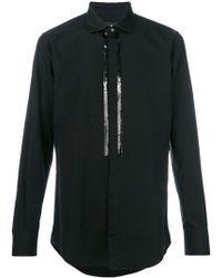 DSquared² - Sequin Embellished Shirt - Lyst