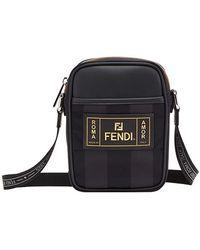 30eeaa896d3f Lyst - Luxury Men s Fendi Travel Bags Online Sale