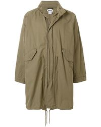 Hope - Casual Parka Coat - Lyst