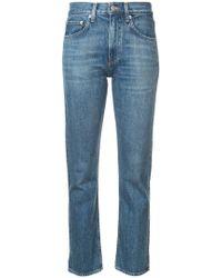 Brock Collection - Jean à taille haute - Lyst