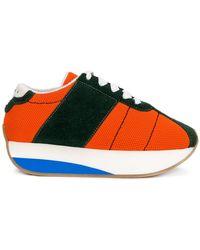 Marni - Colour Block Sneakers - Lyst