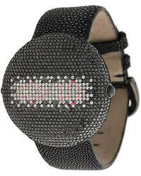 Christian Koban | Clou Black Diamond Watch | Lyst
