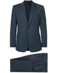Gieves & Hawkes - Two Piece Pinstripe Suit - Lyst