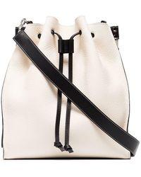 JW Anderson - White Drawstring Bag - Lyst