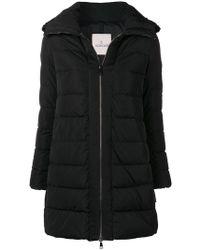 Moncler - Пуховое Пальто 'linotte' - Lyst