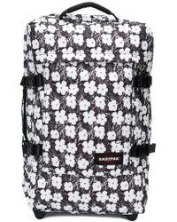 Eastpak - Floral Print Pull Bag - Lyst