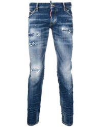 DSquared² - Regular Clement Jeans - Lyst