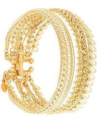 Wouters & Hendrix - My Favourite Multi Chain Bracelet - Lyst