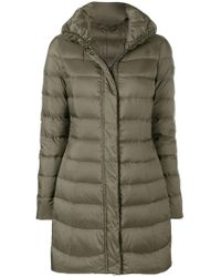 Peuterey - Padded Mid-length Coat - Lyst