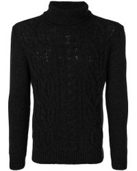 Tagliatore - Turtleneck Sweater - Lyst