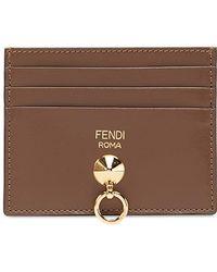 Fendi - Flat Card Case - Lyst