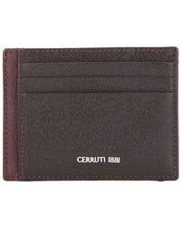 Cerruti 1881 - Card Holder - Lyst