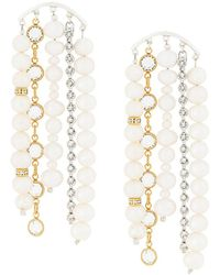 Magda Butrym - Swarovski Crystal Drop Earrings - Lyst