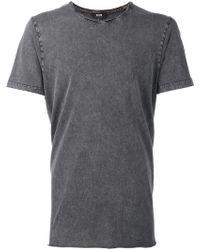 Neuw - Round Neck T-shirt - Lyst