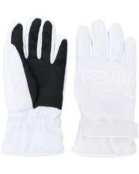 Fendi - Winter Gloves - Lyst