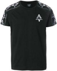 Marcelo Burlon - Kappa Print T-shirt - Lyst