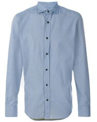 Hydrogen - Classic Long Sleeve Shirt - Lyst