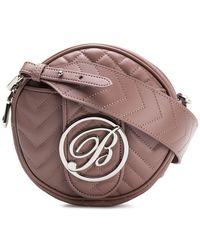 Blumarine - Circular Shoulder Bag - Lyst