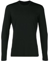 La Perla - Skin Long Sleeve T-shirt - Lyst