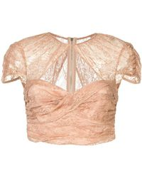 Alice McCALL - Sweetly Cropped Top - Lyst