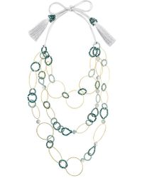 Night Market - Beaded Necklace - Lyst