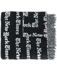 Etudes Studio - Magnolia New York Times Scarf - Lyst