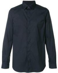 Mauro Grifoni - Stretch Shirt - Lyst