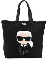 Karl Lagerfeld - Karl Tote Bag - Lyst