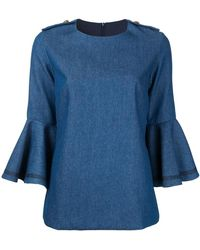 Macgraw - Moon Penny Blouse - Lyst