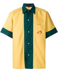 Xander Zhou - Shortsleeved Shirt - Lyst