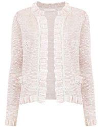 Cecilia Prado - Luara Knit Cardi-coat - Lyst
