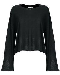 IRO - Cropped Sweater - Lyst