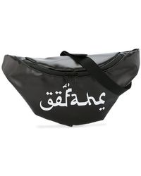 Undercover - Logo Printed Belt Bag - Lyst