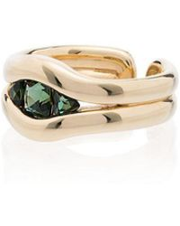 Fernando Jorge - 18k Gold And Emerald Trill Ring - Lyst