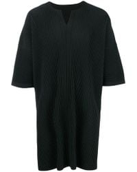Homme Plissé Issey Miyake - Pleated Tunic - Lyst