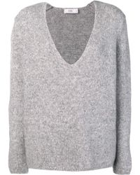 Closed - Classic Knitted Jumper - Lyst