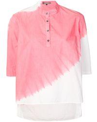 Suzusan | Tie-dye Print Shirt | Lyst