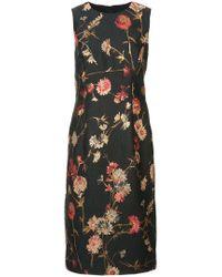 Prabal Gurung - Floral Shift Dress - Lyst
