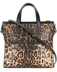 1a89c713a328 Lyst - Women s Dolce   Gabbana Totes and shopper bags