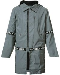 Mostly Heard Rarely Seen - Hooded Parka - Lyst